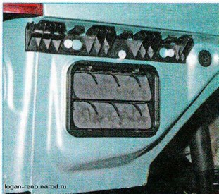 Решетки вентиляции кузова. - Пост 273548 - Фото 2